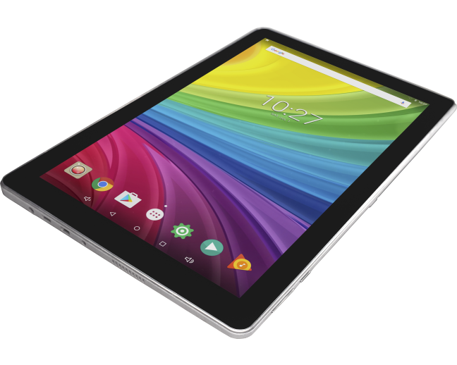 Alcor Zest Q108I's 10-inch display and quad-core processor are extremely versatile tablets